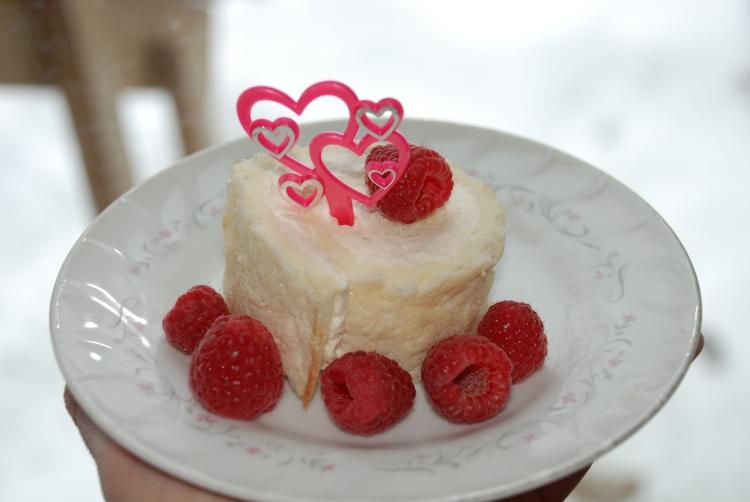 Rockin' Roll Cake!  (FP)